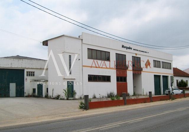 Fotografia de capa da venda Morgados - Indústria de Mobiliário, S.A..