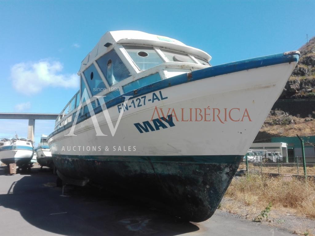 Fotografia de capa da venda Costa do Sol Transportes Marítimos de Passageiros e Turismo, Lda..