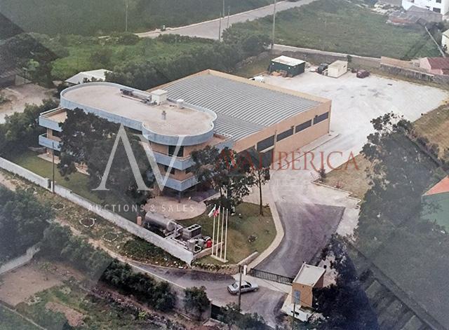 Fotografia de capa da venda Sousa Pedro - Projectos e Gestão de Instalações Técnicas, S.A..